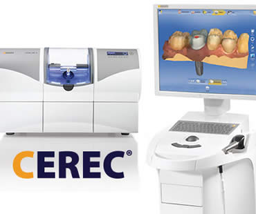 Cerec dentist in Lawrence, MA